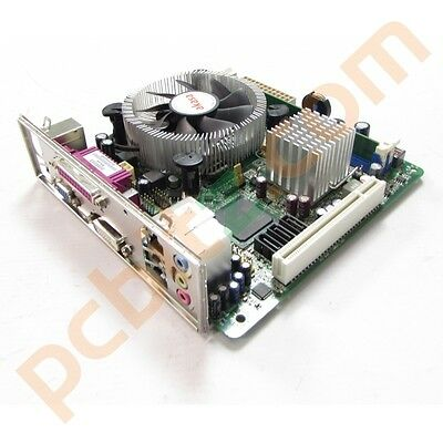 Intel DG41AN LGA775 Mini-ITX With BP Core2Duo E7500 @ 2.93Ghz 4GB DDR3 Bundle