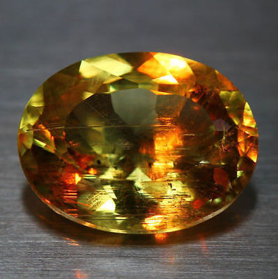 6.70 Cts-World Top Rarest Gemmy - 100 % Natural Color Change Diaspore - Turkey