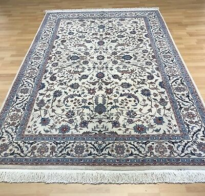 ECHTE ORIENTTEPPICH ISFAHAN CHINA RUG 276x179cm TAPPETO