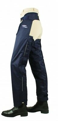 Horseware Cotton Lined Chaps Navy X Small