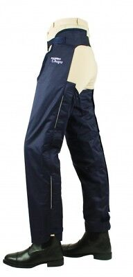 Horseware Cotton Lined Chaps Navy Small