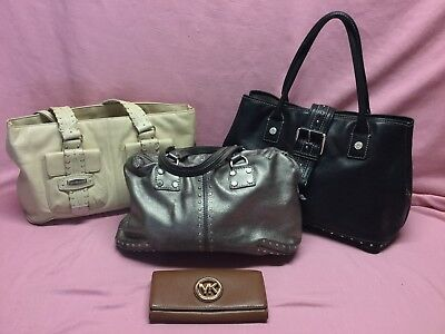 Rehab Purse Lot . Michael Kors Large Purses And Wallet