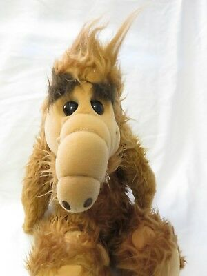 "Vintage Stuffed/Plush ALF Doll- 18"" Large, Alien Life Form, Gordon Shumway"