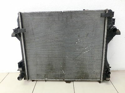 Jaguar S-Type 04-06 2,7d 152KW 2,7d 152kW COOLER RADIATOR 4r83-8005-bb