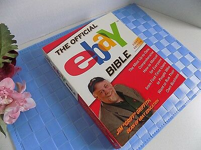 The Official Ebay Bible Selling Seller Guide First Edition 2003 First Printing