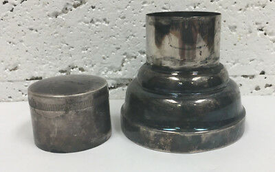 Vintage Sterling 925 Cocktail Shaker Cap