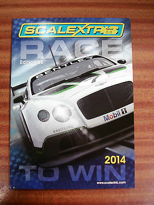 Scalextric 2014 catalogue , hornby hobbies