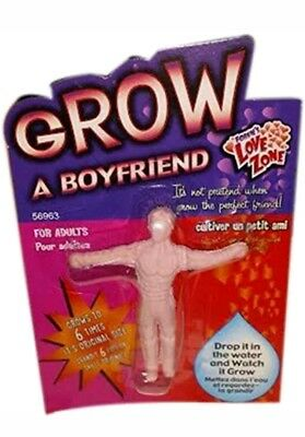 Grow Your Own Boyfriend Funny A Joke Gift Secret Santa Adults Christmas Stocking