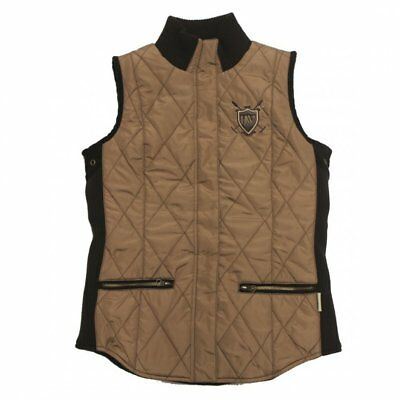 Horseware Heritage Gilet Vest Toasted Coconut XX Small