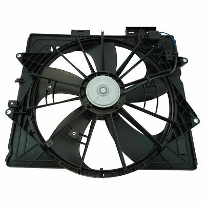 Dual Radiator and Condenser Fan Assembly fits 2009-2009 Cadillac CTS CTS,STS  TY