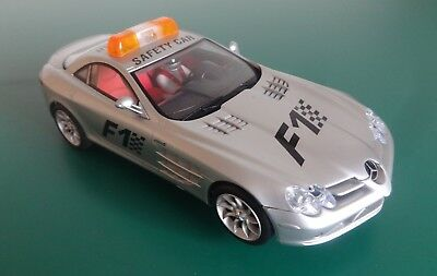 SCALEXTRIC C2756 Mercedes Benz SLR McLaren F1 Safety Car Flashing Lights