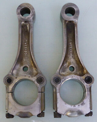 Matchless Twin Motorcycle  Connecting Rod Set G12 G11 G9 Ajs 30 31 20  #014134