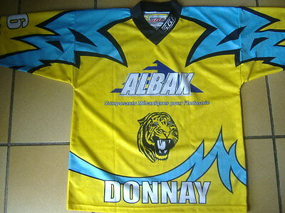 Maillot d'entrainement roller hockey taille M