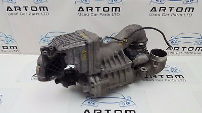 Mercedes C-Class W203 C180 Compressor Super Charger With Cooler A2710902080