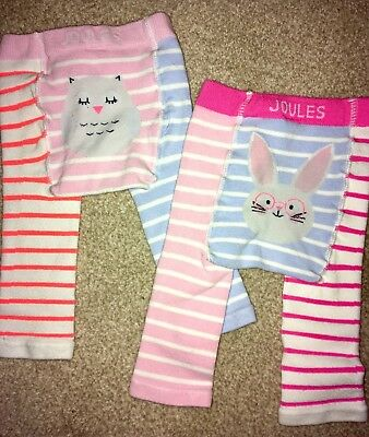 JOULES BABY KNIT STRIPED LEGGINGS 6-12 Months