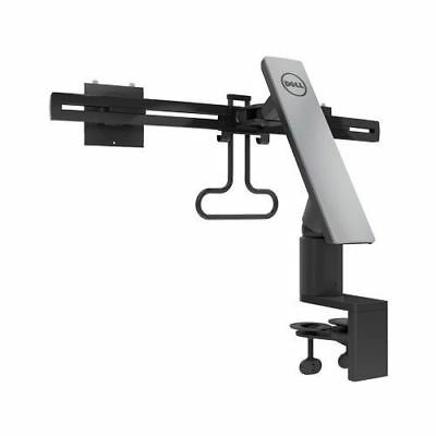 NEW Dell MDA17 Mounting Arm for 2 LCD Monitors CW6R1 855-BBBN 0C0JY