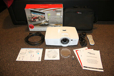 Optoma GT1080 DLP Short Throw Gaming Projector Full HD 3D Ready HDMI - BOXED!!!!