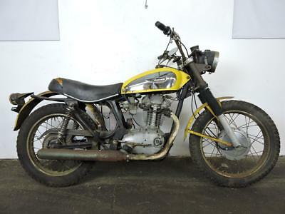 Other  1969 Vintage Ducati 450 Scrambler- TITLED - No Reserve - Ship Worldwide!