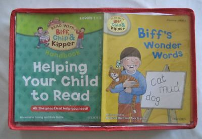 Read with Biff, Chip & Kipper (levels 1-3) / Oxford University Press