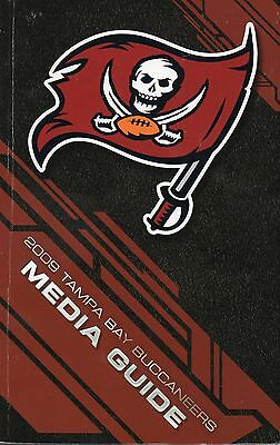 2009 Tampa Bay Buccaneers Media Guide - American Football