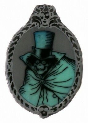 2014 Disney Haunted Mansion Glow In The Dark Hat Box Ghost Pin Only