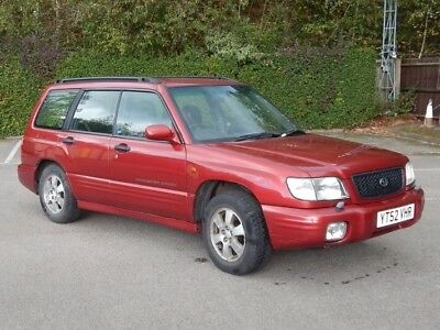 SUBARU FORESTER SPORT project or spares