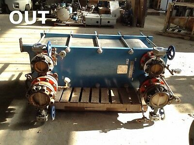 Paul Mueller Company Accu-Therm AT40 B-20 Plate Heat Exchanger 100PSI