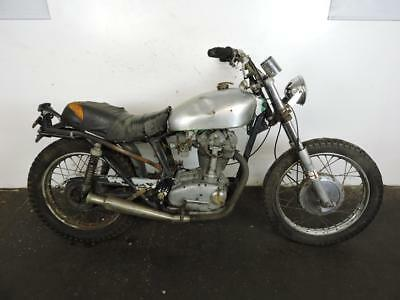 Other  1969 Vintage Ducati 450 Scrambler- NO TITLE - No Reserve!