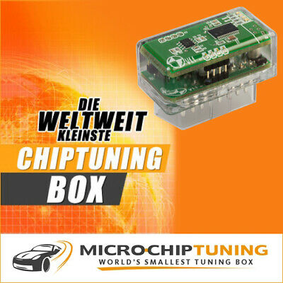 Chiptuning Smart - OBD II Tuningbox für Smart Benzinmotoren