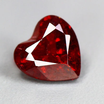 1.60 Cts_Unbelievable Top Rare To Find Color_100 % Natural Spessertite Garnet