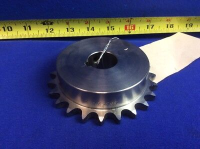 40B23Ss Stainless Steel Sprocket