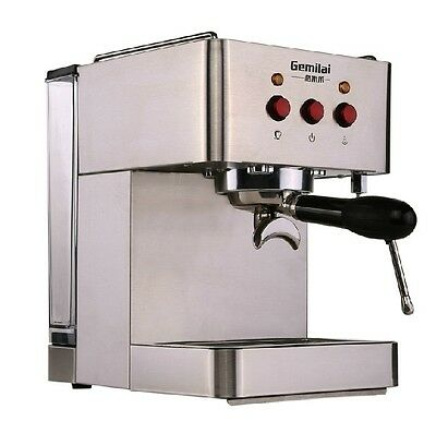 BN Commercial Expobar Semi Automatic Stainless Steel Espresso Coffee Machine