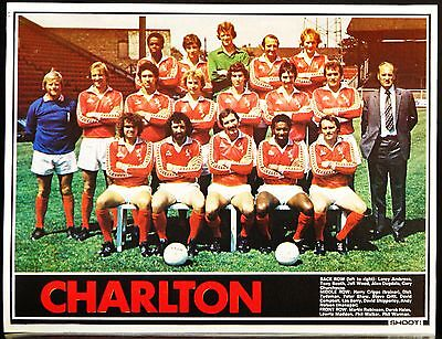 Football Team Picture Charlton Shoot