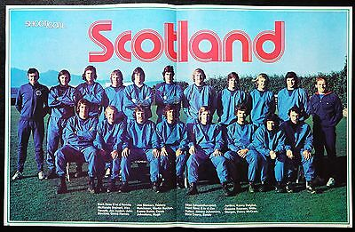 Football Team Picture Scotland Shoot