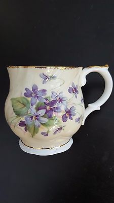 Queens China Flower of the Month  April Mug  APRIL