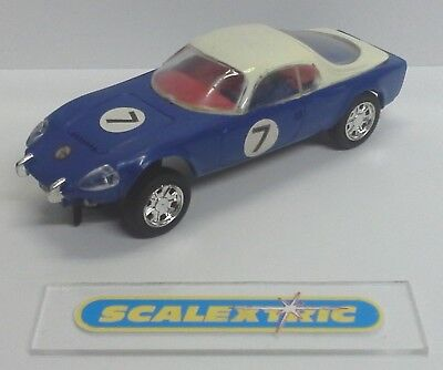 SCALEXTRIC MECCANO Tri-ang 60's C12 (C2) RACE TUNED MATRA JET (CHERISHED) FRENCH