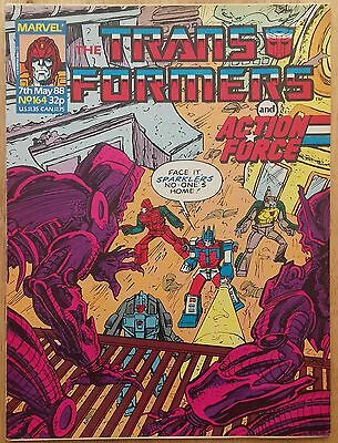 Transformers UK Comic Issue 164