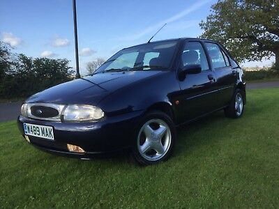 Ford Fiesta GHIA X 1.4 2000W 110k A/C - Air conditioning is Icy cold !