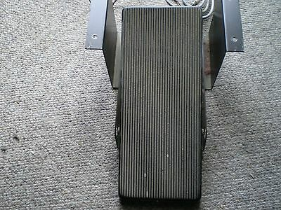 Vintage 1960,s Volume boost Pedal From Hammond Organ L-122  Expreshion Pedal
