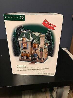 Dept. 56 Christmas in the City Gardengate House #56.58915