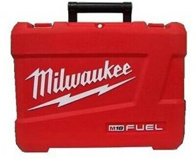 New Milwaukee Impact Driver Hard Carry Case M18Cid 2653-20 And More