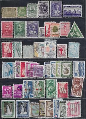 48 Dominican Republic Stamps from Quality Old Albums