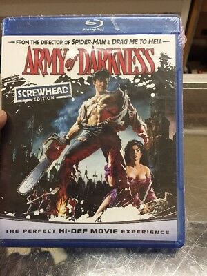 Army of Darkness [Screw BLU-RAY/ Screwhead ED.