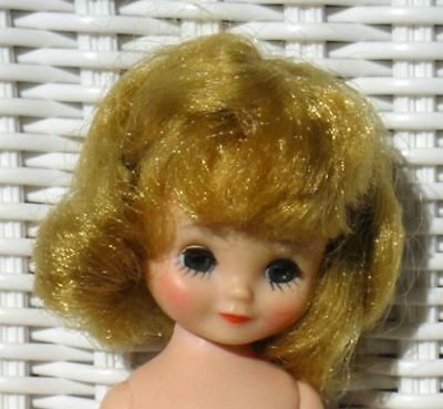 VINTAGE 1st Year Betsy McCall Doll—Ready to Dress & Display—NO KNEE CRACKS!!