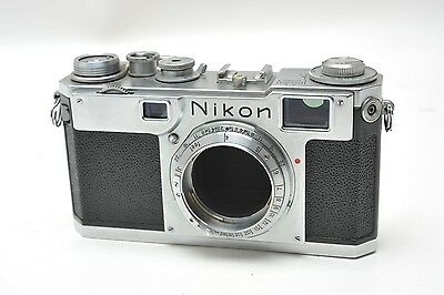 Nikon S2 Rangefinder Camera Body Only