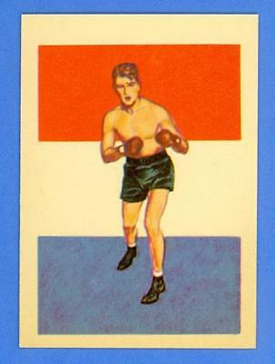 Gene Tunney - Undefeated Champ 1956 Topps R749 Adventure #35 - Mint Condition!!!