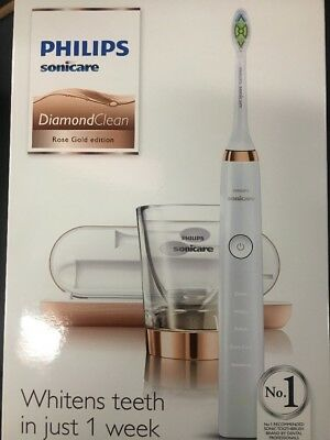 Philips Sonicare Diamond clean Rose Gold