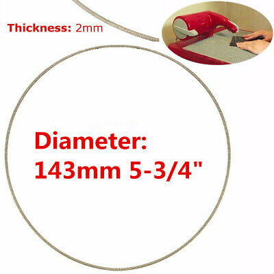 Stained Glass Replacement Diamond Coated Band Saw Blade for Taurus 3.0 Ring Saws