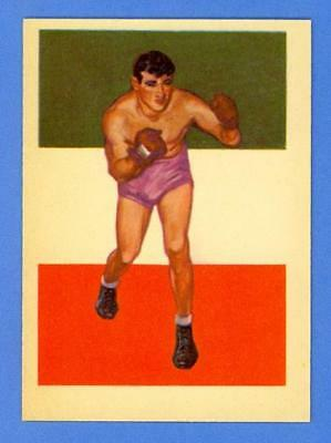 Primo Carnera - Giant Killer 1956 Topps R749 Adventure #88 - Mint Condition!!!