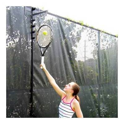 Fence-Suspended Tennis Serving Aid [ID 136567]